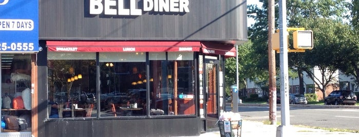 Bell Diner is one of newyork.