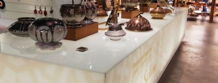 Paşabahçe Mağazaları is one of Lieux sauvegardés par Berk.