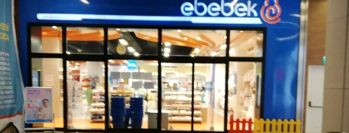 ebebek is one of Olenaさんのお気に入りスポット.