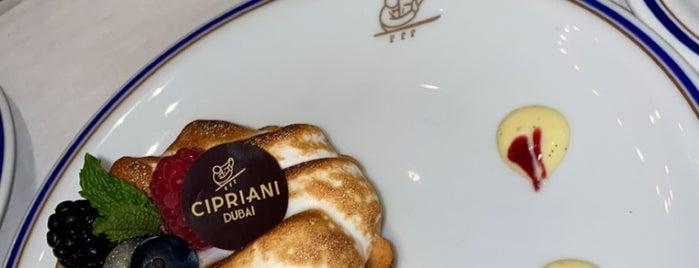 Cipriani is one of Lugares favoritos de Emir.