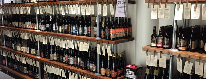 Imperial Bottle Shop & Taproom - Division is one of Portland's Best.