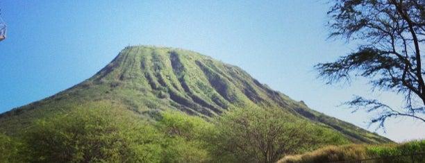 Koko Head Regional Park is one of Oahu good spots.
