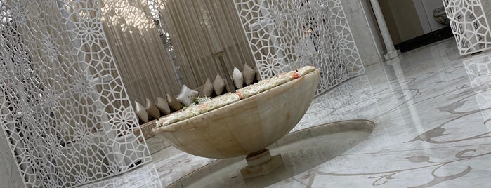 Le Spa Royal Mansour is one of Marrakech.