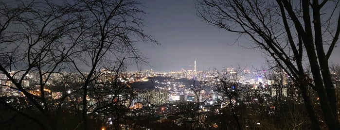 Seul is one of Cities I've Visited.