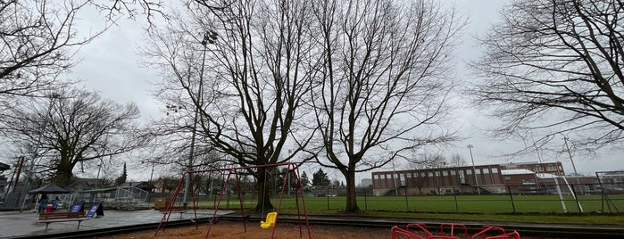 Garfield Playfield is one of Seattle's 400+ Parks [Part 1].