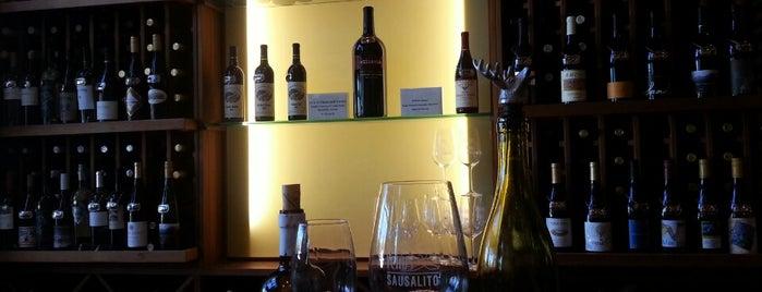 Bacchus Wine Bar is one of Kristen's SF.