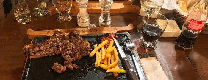 Etevim Steakhouse is one of Eskişehir.
