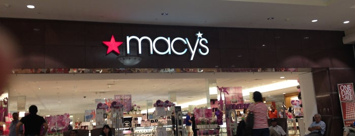 Macy's is one of Texas.