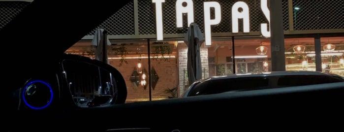 Tapas is one of AbuDhabi.Food.2.