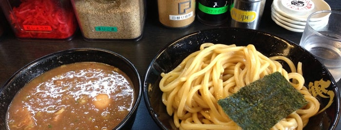 "Tsukemen Mukyoku is one of ŧ‹""ŧ‹""(๑´ㅂ`๑)ŧ‹""ŧ‹""."