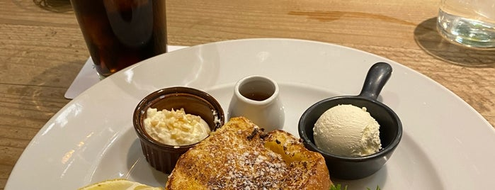 The French Toast Factory is one of 日本.