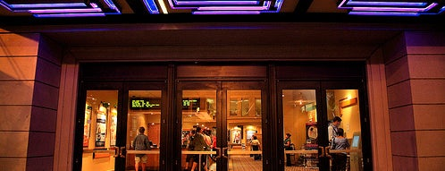 Landmark's E Street Cinema is one of Broads guide to D.C..