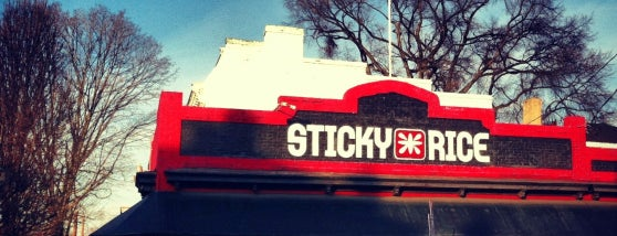 Sticky Rice RVA is one of RVA Restaurant Bucket List.