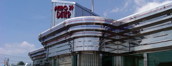 Metro 29 Diner is one of DC Area.