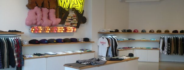 Stussy DC is one of Broads guide to D.C..
