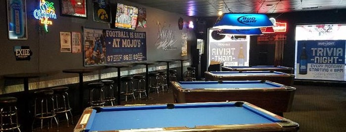 Mojo's Bar is one of Eat & Drink Local Des Moines.