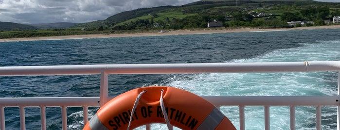 Rathlin Island Ferry is one of Bryan 님이 좋아한 장소.