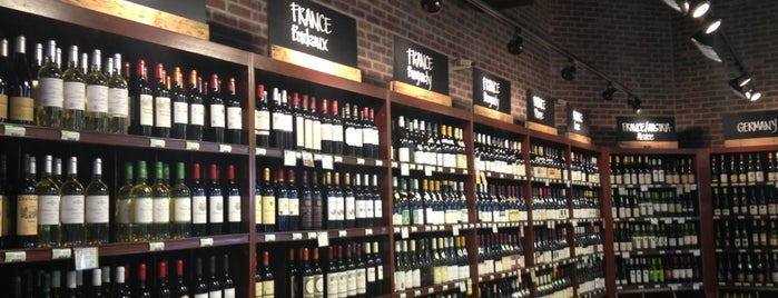 Whole Foods Market Wine & Spirits is one of 5280 Faves.