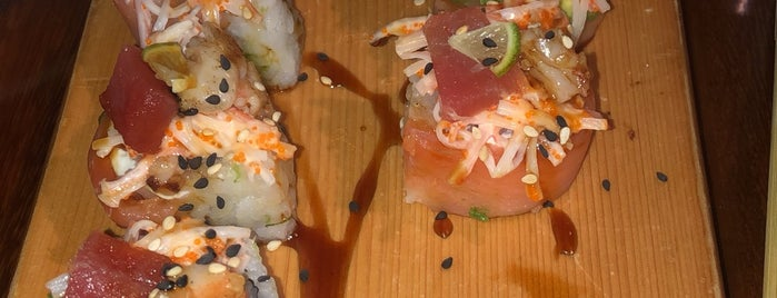 Kenzo Sushi is one of Mexico.