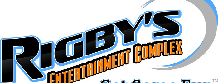 Rigby's Entertainment Complex is one of fun.