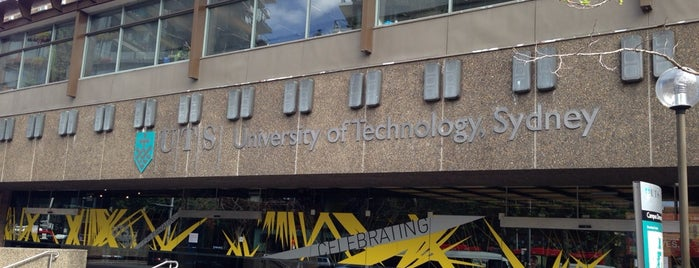 University of Technology Sydney (UTS) is one of สถานที่ที่ Seto ถูกใจ.