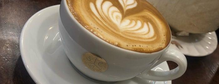 Soloist Coffee is one of BEIJING FOOD.