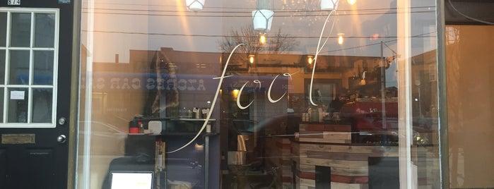 Fool is one of Indie Coffee Shops in Toronto.