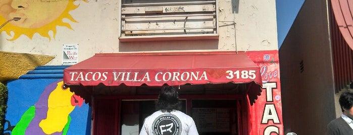Tacos Villa Corona is one of Los Angeles.