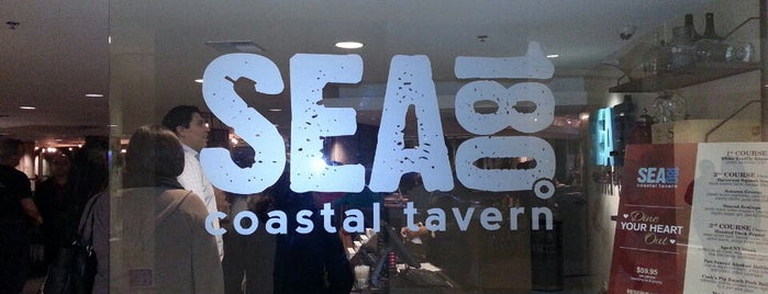 SEA180º Coastal Tavern is one of Posti che sono piaciuti a Emily.