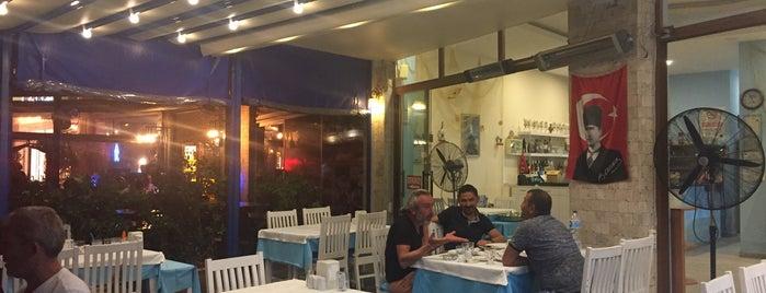 Kefal Restaurant is one of Orte, die Mahide gefallen.