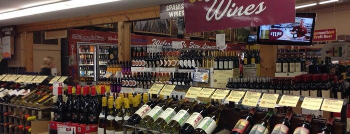 Stew Leonard's Wines is one of Tempat yang Disimpan Mara.