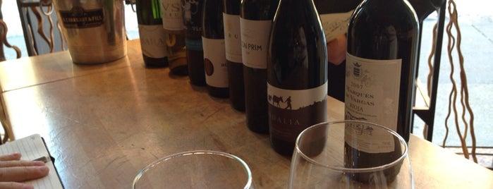 Nancy's Wines is one of NYC Wine Taste.