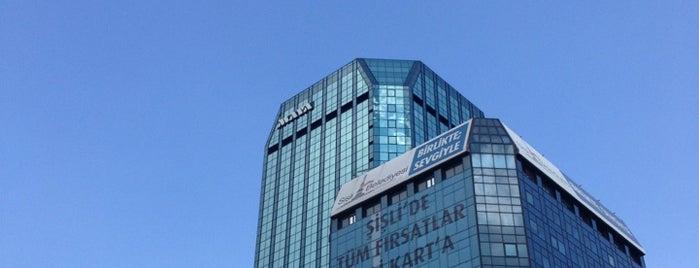 Maya Akar Center is one of Orte, die Nikita (my Alter) gefallen.