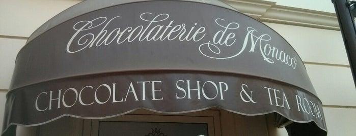 Chocolaterie de Monaco is one of Monaco.