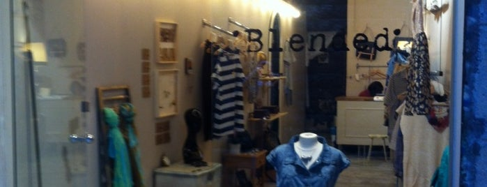 Blended Concept Store is one of Barcelona favourites.