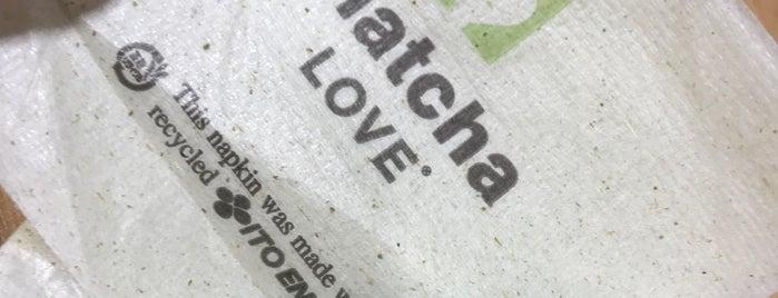 Matcha Love is one of Ray'ın Beğendiği Mekanlar.