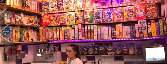 Cereal Lovers is one of Madrid.