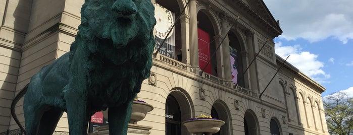 Institut d'art de Chicago is one of Chicago.
