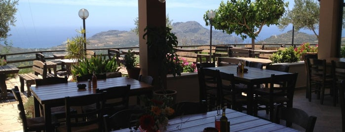 Taverna Mariou is one of Crete.