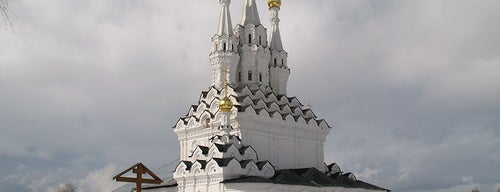 Иоанно-Предтеченский женский монастырь is one of Russia10.