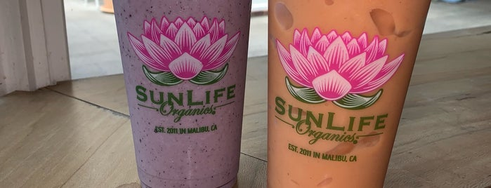Sunlife Organics is one of Plant Based.