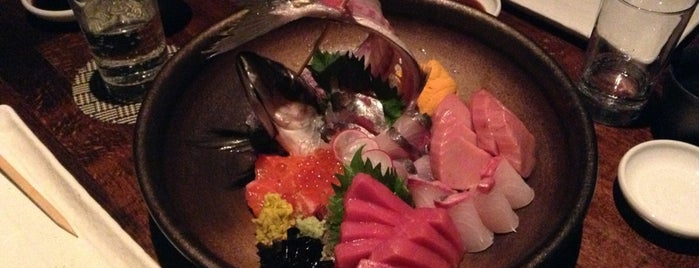 Raku is one of Places friends go that I want to try.
