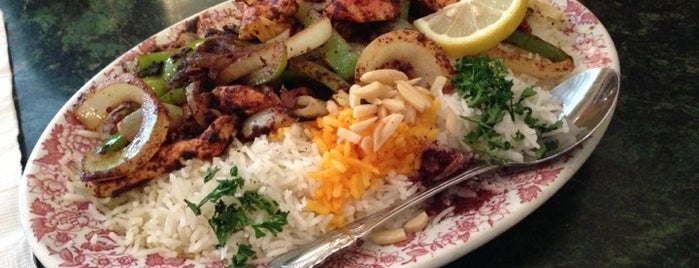 Shahrazad is one of Milwaukee Restaurants.