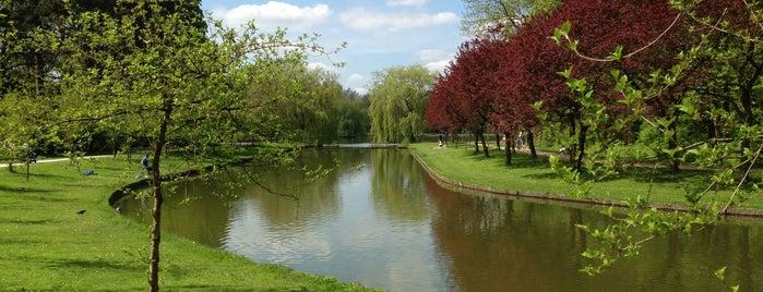Provinciaal Groendomein Vrijbroekpark is one of Antwerp.