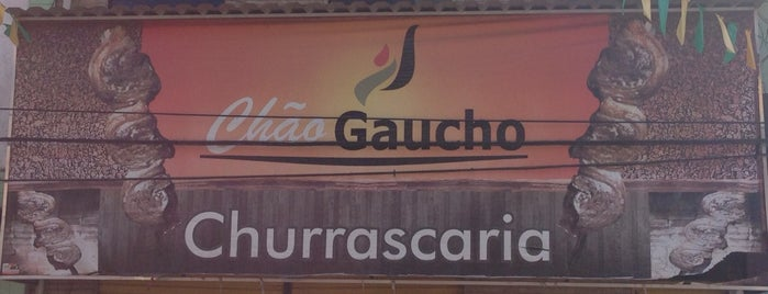 Churrascaria Chão Gaucho is one of Lieux sauvegardés par Weyler.