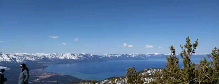 Top of The Mountain is one of Lake Tahoe&Reno.
