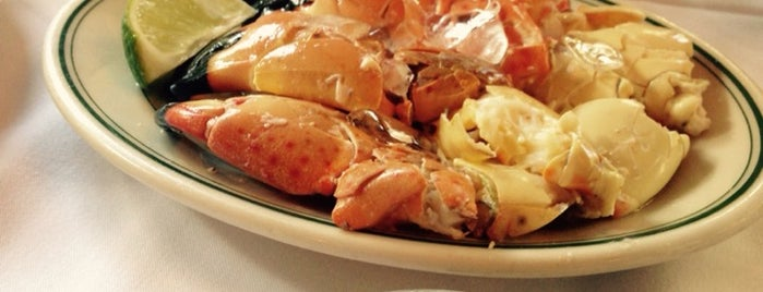 Joe's Stone Crab is one of Lugares favoritos de Beni.