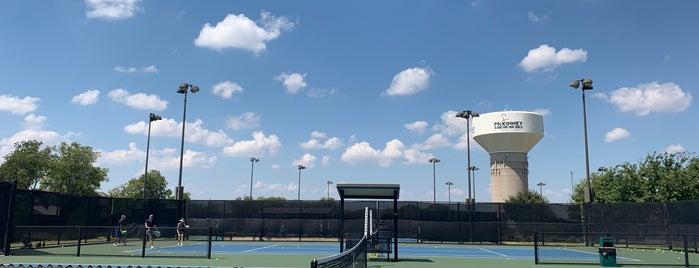 McKinney Tennis Complex is one of Ronnie 님이 좋아한 장소.