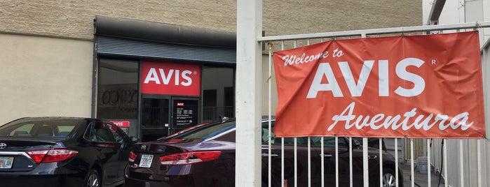 Avis Car Rental is one of gee : понравившиеся места.