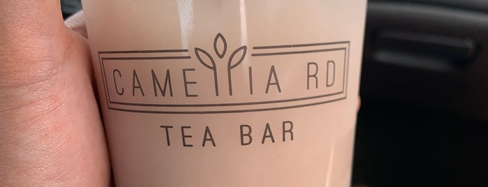 Camellia Rd Tea Bar is one of San Diego.